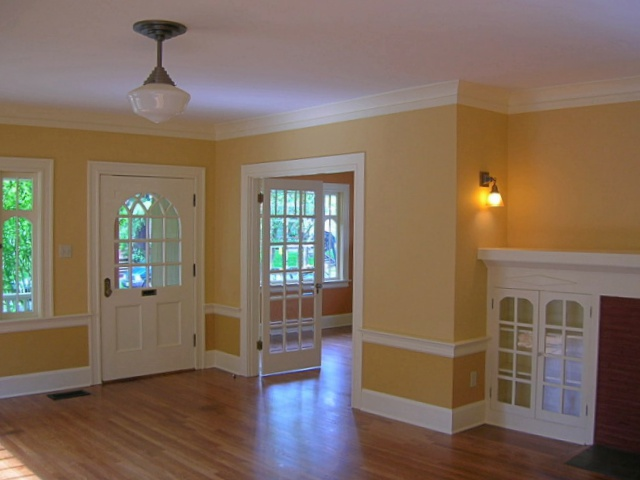 Attrayant Residential Interior Painting