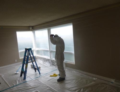 Popcorn Ceiling Removal in Sarasota