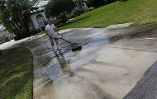 Pressure Cleaning Washing