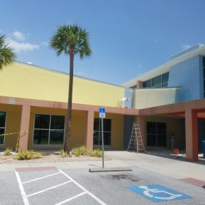 Kranenburg painting sarasota florida Robert Taylor Community Center